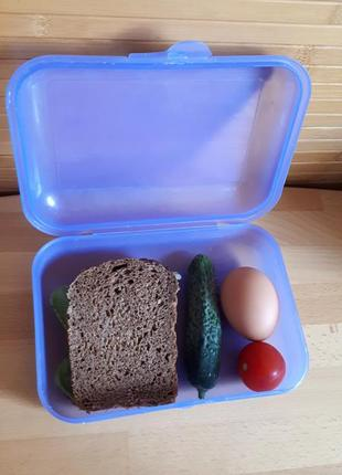 Ланчбокс бутербродница судок