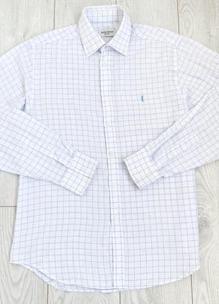 Рубашка yvves saint laurent