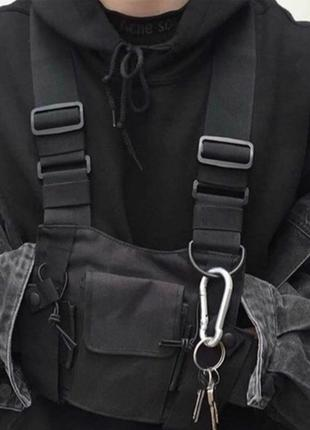 Сумка чест риг mod.destroy сумка жилет