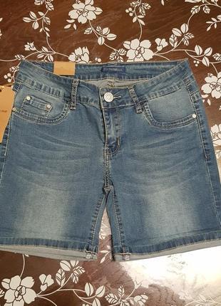 Шорти джинсові розм.м