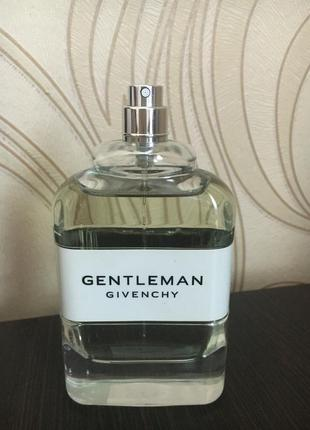 Givenchy gentleman cologne 100мл