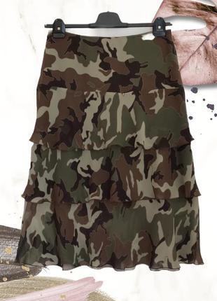 Люксовая ♥️♥️♥️ шелковая юбка marella (max mara).
