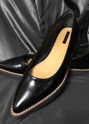 Стильные туфли zara