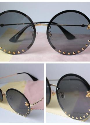 Новые очки в стиле гуччи