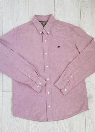 Рубашка timberland 100%cotton