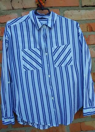 Сорочка рубашка 💯 котон надзвичайно легка