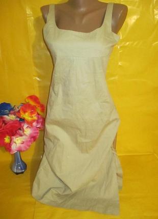 Очень красивое женское платье грудь 41-43 см 95% катон италия !!!!!!!!