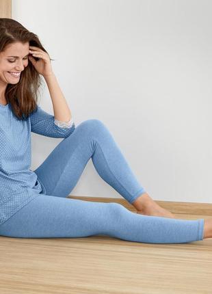 Идеальная домашняя одежда - комфортные и удобные лосинки tchibo, германия