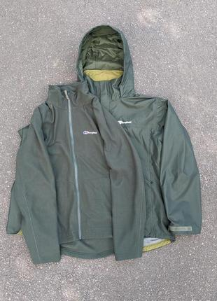 Куртка berghaus aq2 3 in 1 оригинал