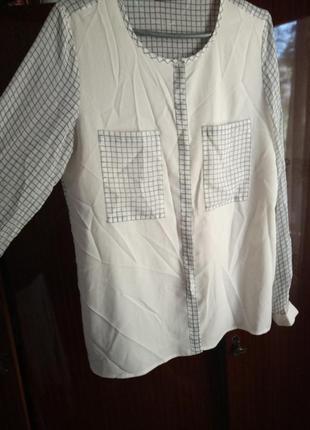 Блуза esprit блузка
