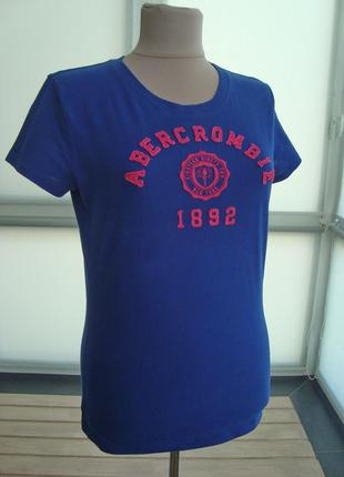Abercrombie & fitch, оригинал, футболка, размер м.