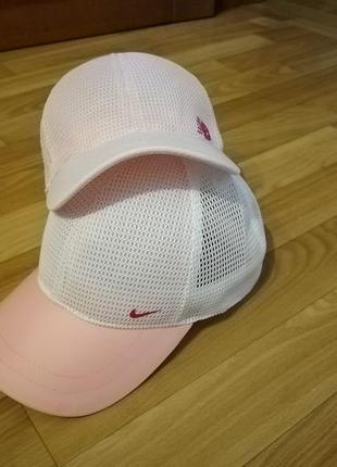 Стильная кепка бейсболка девочка  nike 50-52,