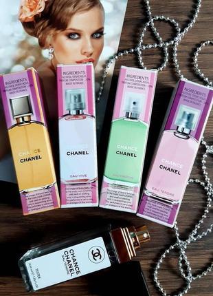 Женские духи шанель, chanel chance eau tendre, стойкий парфюм