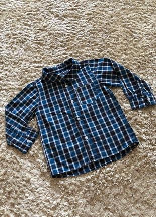 Сорочка для хлопчика 1р-1,5 р