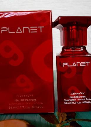 Парфумы юнайс unice planet 50ml eau de parfum