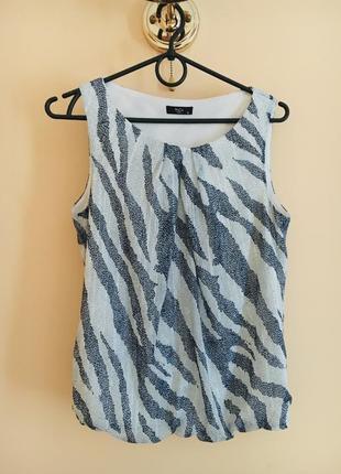Стильная легкая шифоновая блуза блузка блузочка нарядная эффектная