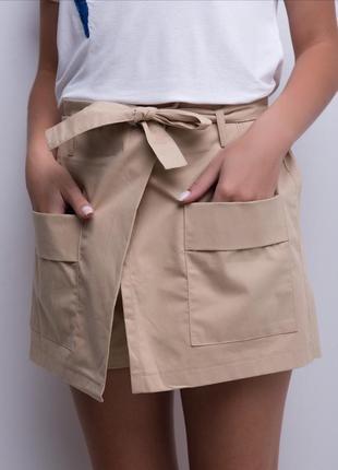 Юбка шорты, супер качество
