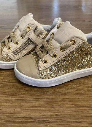 Кожаные ботиночки superstar