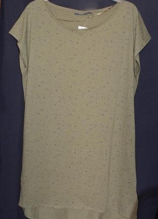 Платье туника женское размера xl-xxl kiabi