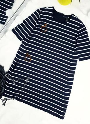 Сукня в полосочку #hm