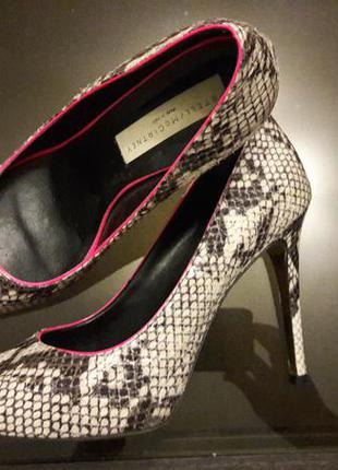Туфли дорогого бренда stella mccartney