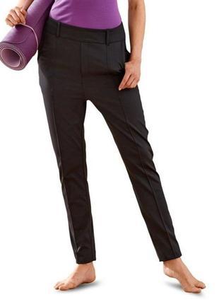 Комфортные спортивные брюки-чинос от бренда tchibo, германия