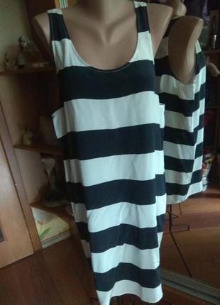 Пляжное и не только, платье из натурального шелка topshop