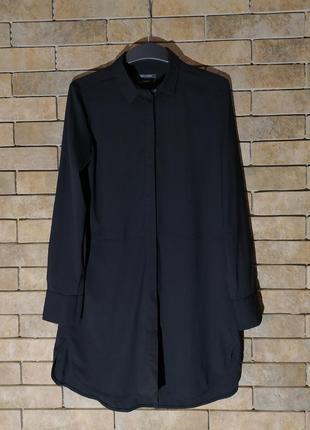 Marc o polo оригинал летнее  платье платье-рубашка оверсайз размер 34