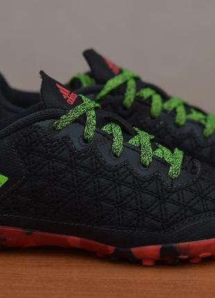 Черные копы, копочки, футзалки, сороконожки, бампы adidas, 28 размер. оригинал