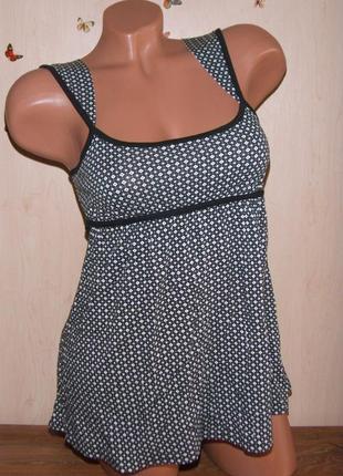 Хлопковая маечка-блузочка pimkie, размер 36-40