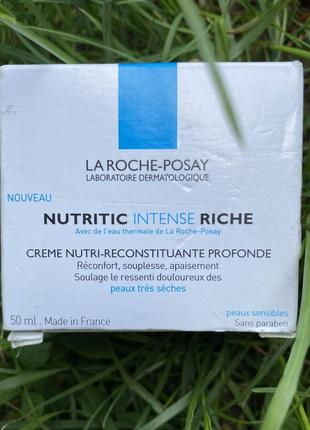 Крем  la roche-posay nutritic intense riche