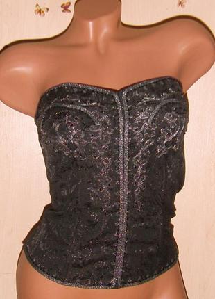 Красивый корсет vero moda, размер 34