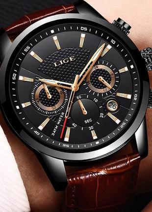 Часы мужские наручные lige