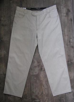Брюки мужские 54 размер штаны светлые