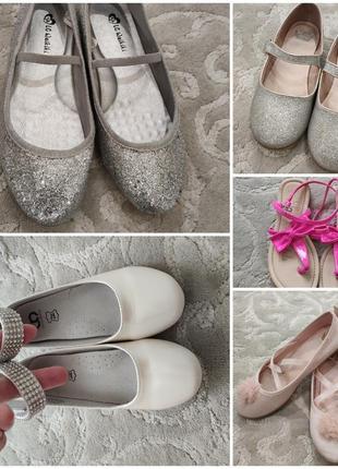 Туфли санлали босоножки h&m waikiki