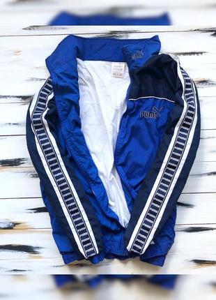 Puma винтажная куртка