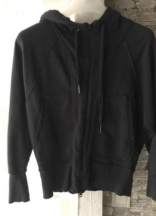 Кофта свитер худи stella mccartney x adidas xs s оригинал