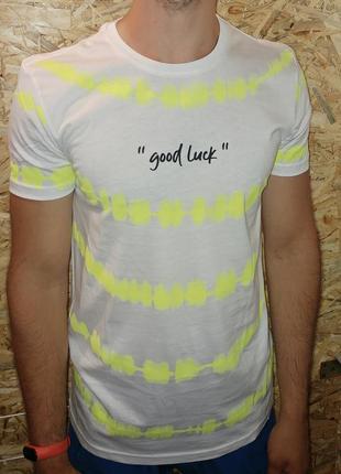 Футболка good luck