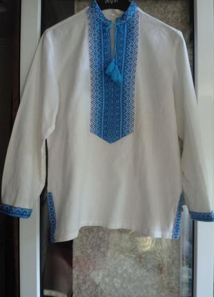 Сорочка вишиванка для хлопчика.