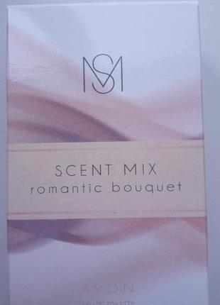 Туалетна вода romantic bouquet, 30 мл