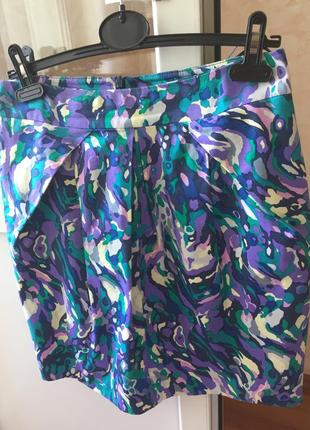 Летняя юбка- 100% катон
