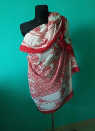 Парео накидка платок