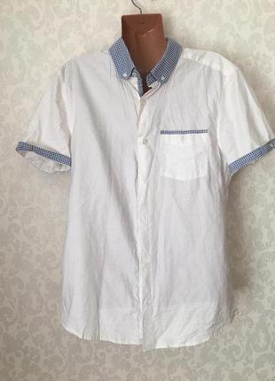 Мужская рубашка, шведка