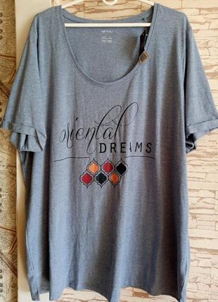 Лёгкая футболка мега-батал 💣