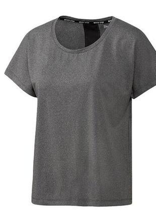 Спортивная футболка оверсайз, s-m 36-38 euro, crivit, германия