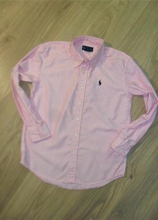 Рубашка на 8лет и дольше