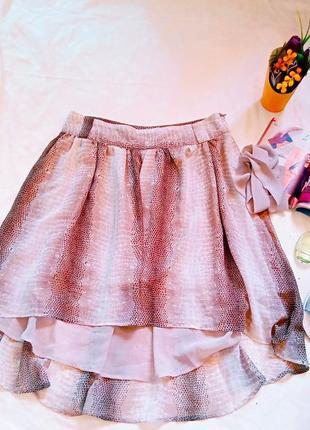 Классная летняя юбка  фирмы top secret