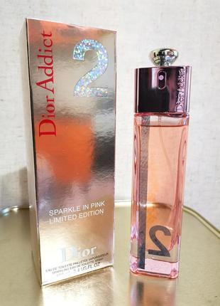 Dior dior addict 2 edt, парфюм, духи - акватические, цветочные