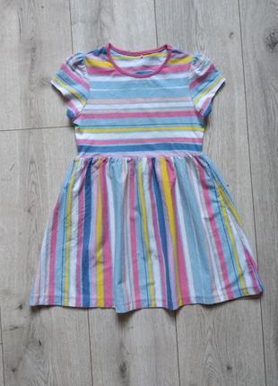 Плаття хб george 5-6 років 110-116 см