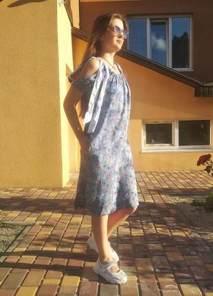 Стильное платье женское платье летнее
